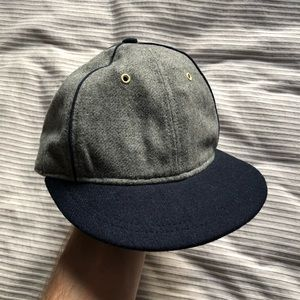 Other - Blue and grey ballcap